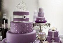 Wedding Cake, Buffet & finger food / by Kris Mackay