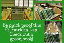 Celebrating St. Patrick's Day! / by Charlotte Mecklenburg Library