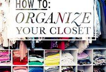 Organization / by Margot Toney