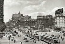 DETROIT THEN AND NOW / by Grace Notes
