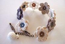 Crochet Jewelry / by Paulette Marie