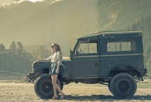 Landrover / by Christopher Cates