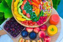 food / Clean eating:)  / by Ellie Wylie