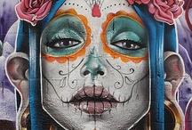 Street Art and Grafitti / by Angela F