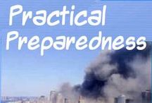 Preparedness/Outdoors ︻┳═一 / Emergency Preparedness & Self Defense, Camping and Out of doors info. / by Bridgett Marcum
