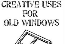 Old Windows / by Jenny Diehl