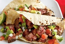Mexican food/Cinco De Mayo and More / There are many diferent recipes for mexican food here. Some are authentic, some not so much but worth a try. Hope you enjoy the recipe(s) that you pin and pass on. / by Chris Mariscal