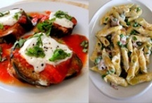 Italian food and drink / by Chris Mariscal
