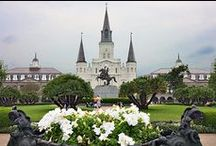New Orleans (and LA) On My Mind! / by Gail Williams