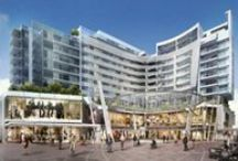 Commercial & Mixed Use / by Grant Associates | Landscape Architects