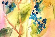 Watercolor Art / by Sharon Fiset