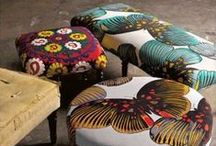 Upholstery / by Lisa Franks
