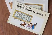 Lectoescritura: Comprensión / by Mª Luisa López González