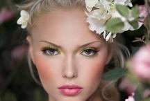 Wedding Hair & Makeup Inspiration / Wedding Hair, Wedding Makeup / by Weddingbee