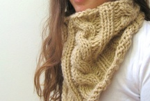 Hand Knit Fashions For Women / Beautiful accessories any woman would love to own.  All created by small business owners. / by Indigo Kitty Knits