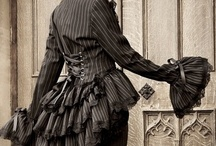 Gothic/Punk/Victorian tops / by Camellia Song