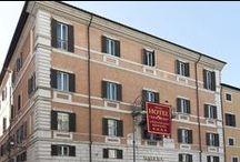 Antico Palazzo Rospigliosi / The hotel in all its splendid historical glory. L'hotel in tutta la sua storica bellezza. / by Hotel Antico Palazzo Rospigliosi