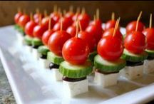 Recipes-Appetizers / by Linda Huot