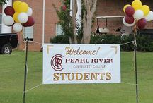 What's it like....to be a Wildcat? / Images of students participating in Pearl River events on campus. / by Pearl River Community College