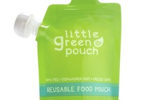The Pouch / by Little Green Pouch