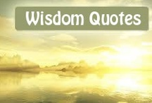 Wisdom Quotes / Wisdom Quotes Board is available for everyone to pin.... DO NOT SPAM IT...You can invite your friends to pin on this board / by Kristina Ross