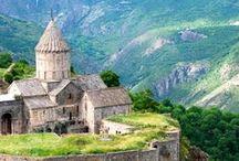 Caucasus / by Jana Novotna