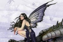 Fairy & Angel / by Michal Rozen Bar