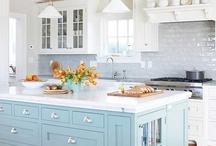 Beautiful Kitchen Love / by Sweetopia ~ Marian Poirier
