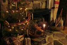 Primitive/Colonial Christmas♥ / by For The Love Of Prims♥