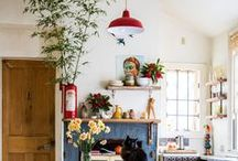 Ideas for my home / by Martina @ Bullo!