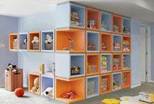 Kids Room / by Nicole Terry