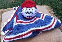 Crochet by LuluBebeblu / by TG Montague