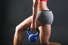 Fitness: Lower Body (Legs, Glutes and Hips) / by Jenae Willis