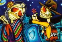 Dia de los Muertos / by Becca Jackson