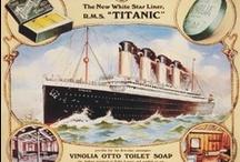Titanic / by Kathleen Werblow