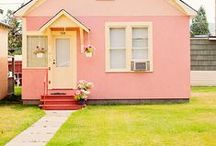 Pink! / by Kathleen Werblow