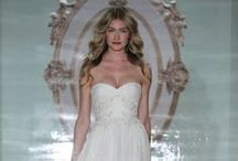 Bridal Market Spring 2015 / Check out the newest designer wedding dresses and accessories from New York Bridal Market! / by WeddingWire