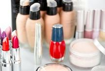 Hair & Makeup & Nails, oh my. / by Carissa Gutierrez