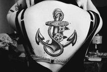 Tattoo's / by Metodija Meto