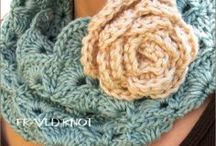 Knitting and crochet  / by Erika Taylor