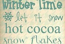 Winter ☃  / by Cyndi Booth #2
