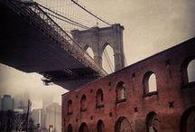 My beloved New York  / by Paulina Kasprzyk