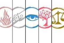 Divergent / Divergent,Insurgent,Allegiant / by Abbey Miller