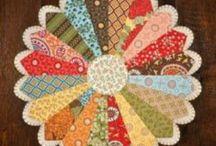 Patchwork: uma paixão / Artesanato com tecidos / by Adalgisa Coelho