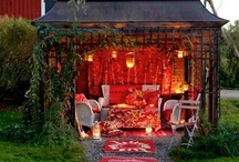 Outdoor Living / All that's needed is to bug proof it. / by Patricia Kennard