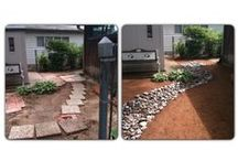 Baldi Gardens - Before And After / by Baldi Gardens, Inc.