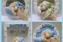 Coisinhas de bebês / by Suzana M.Gomes