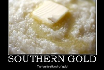 GOOD SOUTHERN FOOD! / by Vickie Johnson
