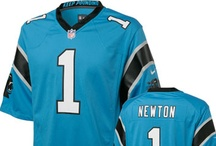 Carolina Panthers Fans Only / by NFLPA Shop
