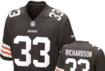 Cleveland Browns Fans Only / by NFLPA Shop